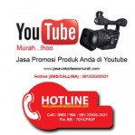 Jasa Promosi Youtube