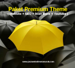 Paket Web+SEO 3 Jt (Keyword Unlimited)