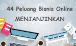 44 Bisnis Online Modal Kecil yang Bisa Dikerjakan dari Rumah
