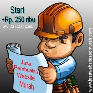 Website Murah 250 Ribu