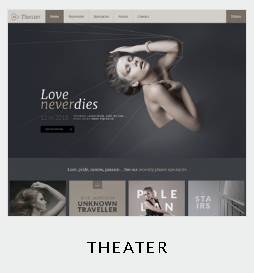 100 themes theater