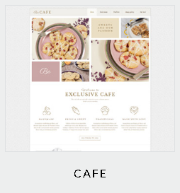 101 themes cafe