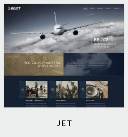110 themes jet
