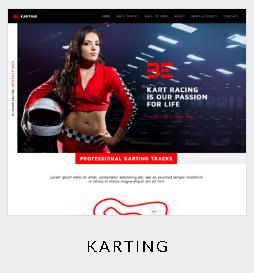 116 themes karting