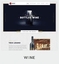 118 themes wine