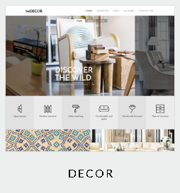 122 themes decor