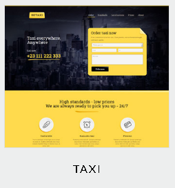 123 themes taxi