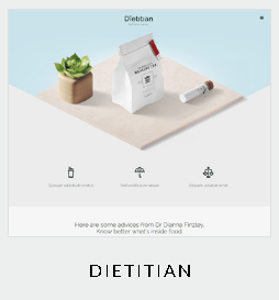 128 themes dietitian