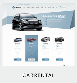 themes Car Rental