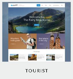 themes Tourist