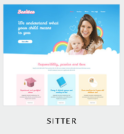themes sitter