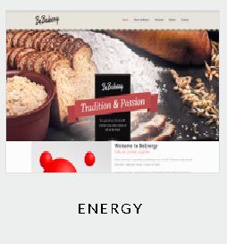 70 themes energy