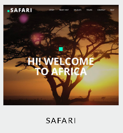 85 themes safari