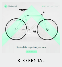 96 themes bike rental